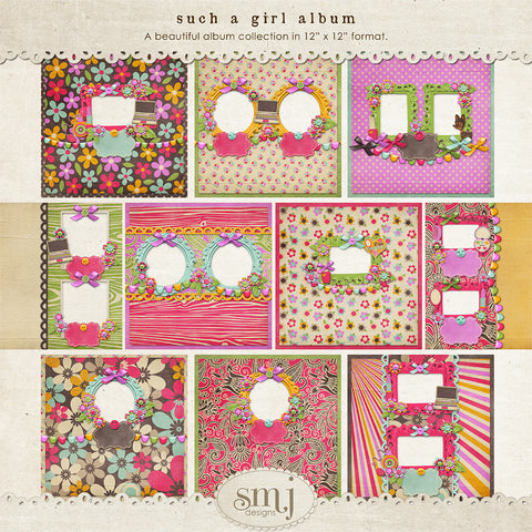 Such a Girl Album