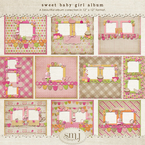 Sweet Baby Girl Album