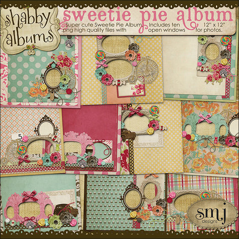 Sweetie Pie Album