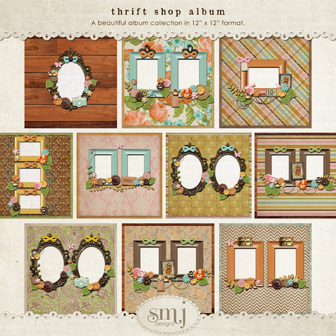 Thrift Shop Album