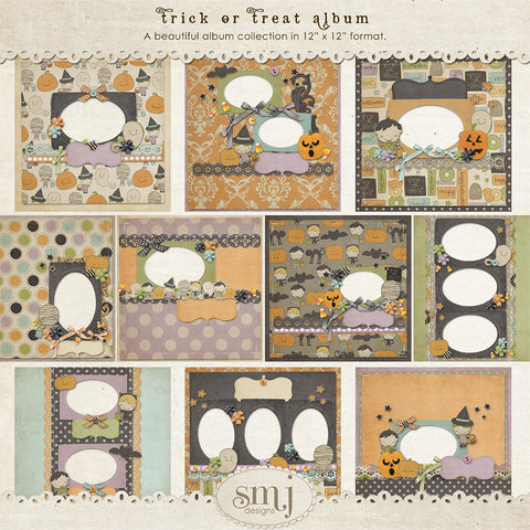 Trick or Treat Album