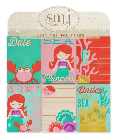 Under The Sea Cards
