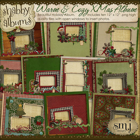 A Warm and Cozy Christmas Album