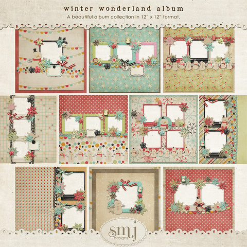 Winter Wonderland Album