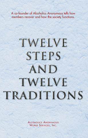 12 Steps & 12 Traditions Pocket