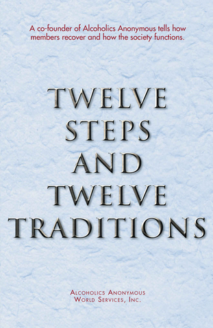 12 Steps & 12 Traditions Hard Cover