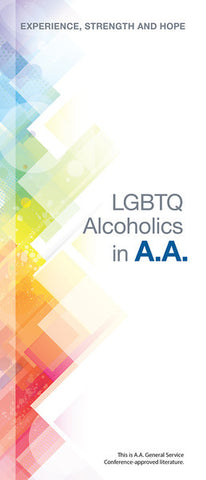 LGBTQ Alcoholics in A.A.