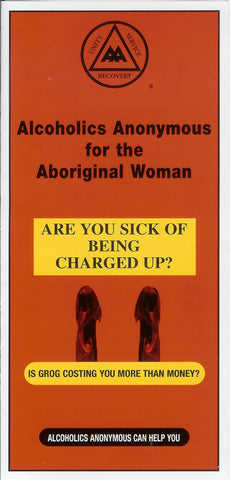 AA for the Aboriginal Woman (ND)