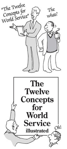 Twelve Concepts Illustrated