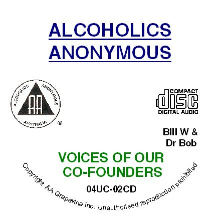 Voice of Co-Founders CD