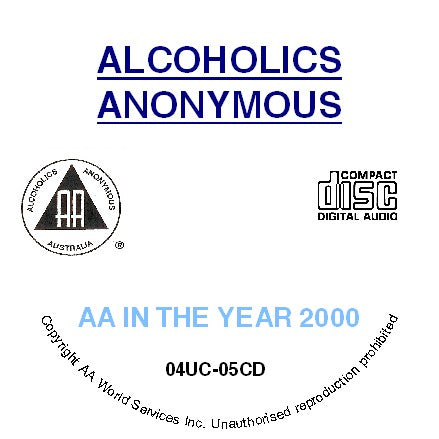 AA in the Year 2000 CD