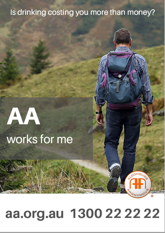 AA Works for Me - Hiker (ND)