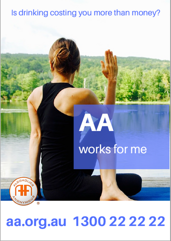 AA Works for Me - Yoga (ND)