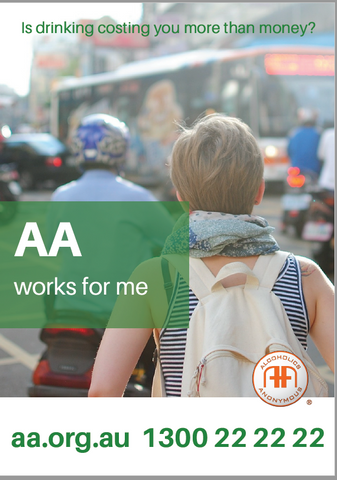 AA Works for Me - Traveller (ND)