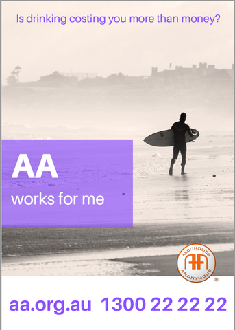AA Works for Me - Surfer
