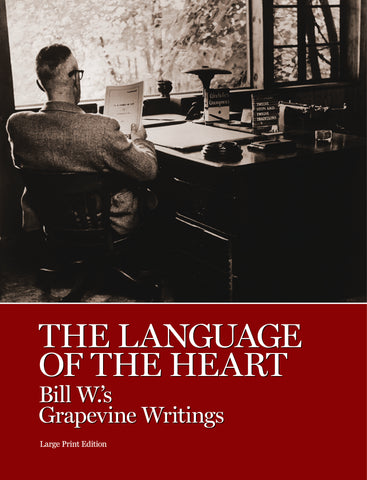 Language of the Heart Large Print