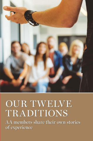 Our 12 Traditions