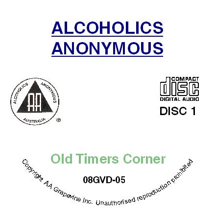 Old Timers' Corner CD