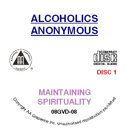 Maintaining Spirituality
