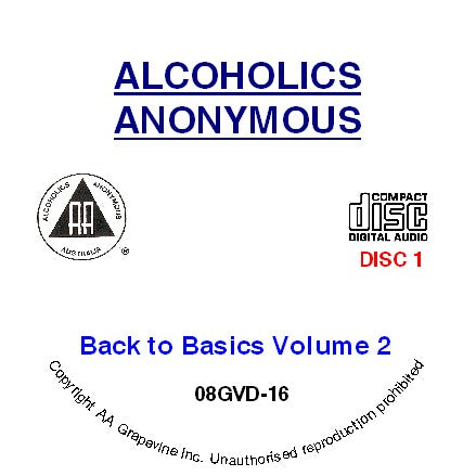 Back to Basics Vol 2(CD)