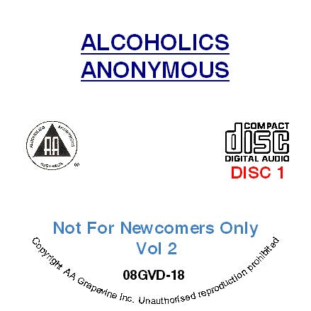 Not for Newcomers Vol 2(CD)