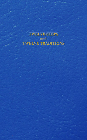 12 Steps & 12 Traditions (Pocket  Hard Cover)