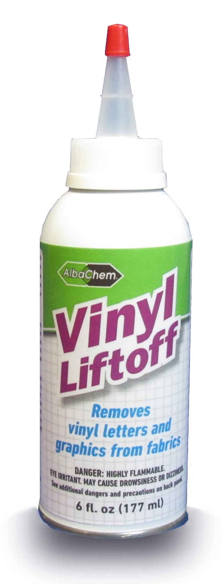 AlbaChem Vinyl Liftoff 6oz bottle
