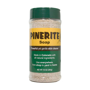 PINERITE Natural Heavy Duty Hand Soap with Borax One 10oz Jar