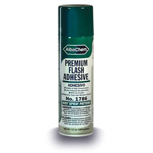 AlbaChem Premium Flash Adhesive 1786 13oz
