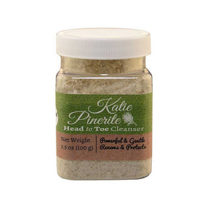 Katie Pinerite One 3.5oz Jar Head to Toe Cleanser