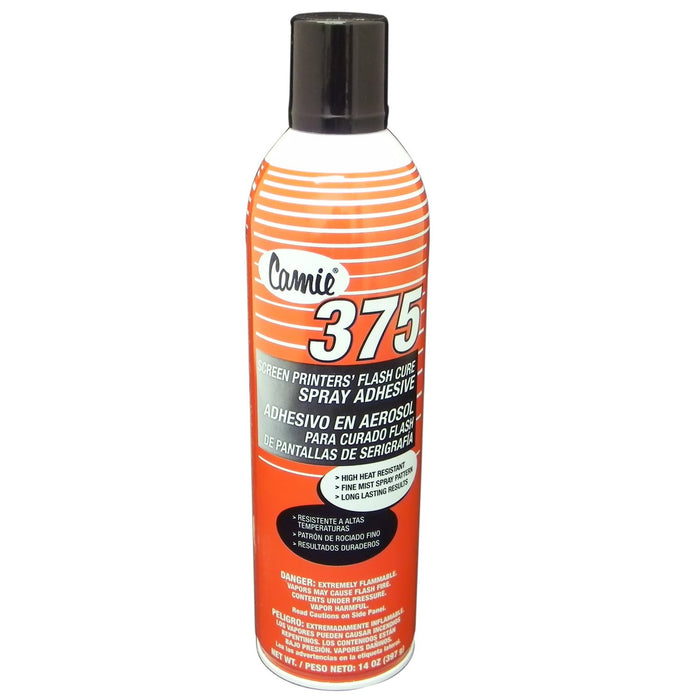 Camie 375 Flash Cure Spray Adhesive