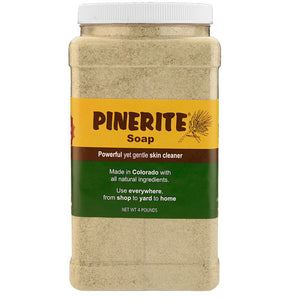Big 4 Pound Jug PINERITE Natural Heavy Duty Hand Soap w/ Borax