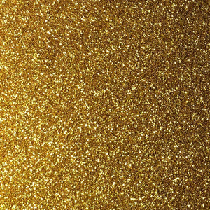 Dark Gold Polyester Glitter Particle (per pound)