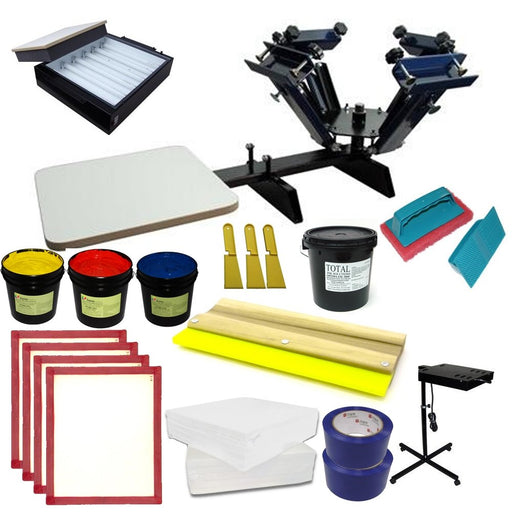 5 Star Screen Printing Shop Starter Kit