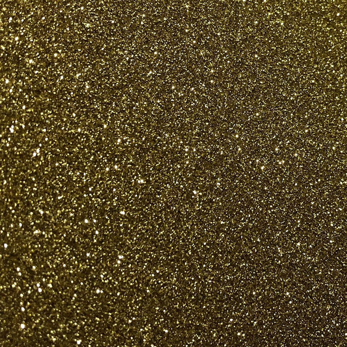 Light Gold Polyester Glitter Particle (per pound)