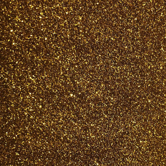 Rich Gold Polyester Glitter Particle (per pound)