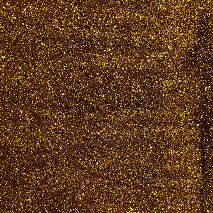 Lemon Gold Polyester Glitter Particle (per pound)