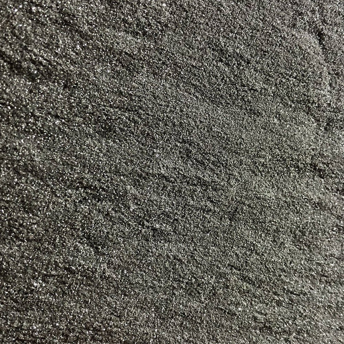 Steel Grey Polyester Glitter Particle (per pound)