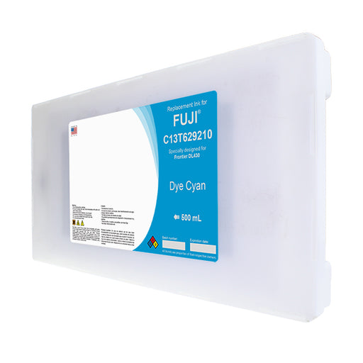 Compatible Replacement Cartridge for Fuji DL-430 Dry Lab - 500 mL