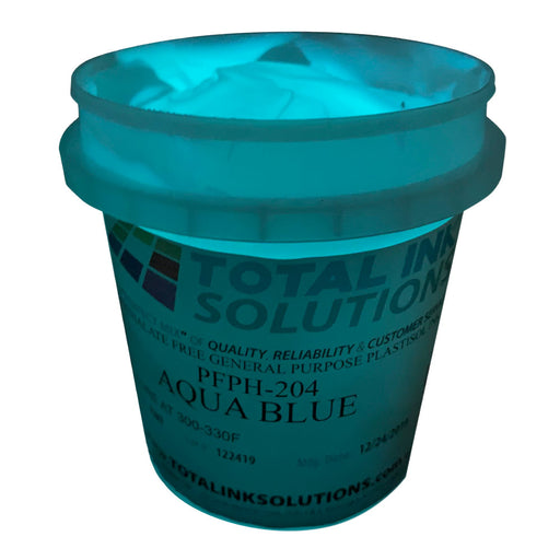 Aqua Blue - Glow in the Dark Plastisol Ink