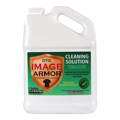 Image Armor CLEANING SOLUTION (Green Label) - 1 Gallon