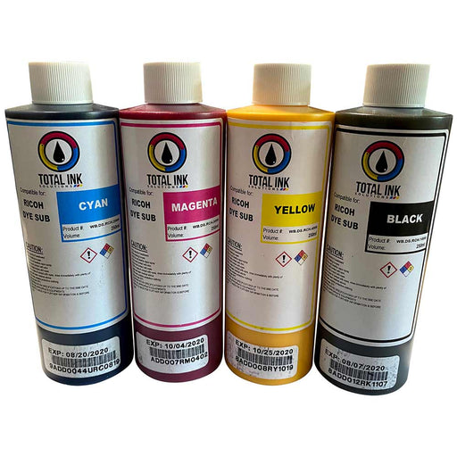 Sawgrass SG400/SG800 compatible inks