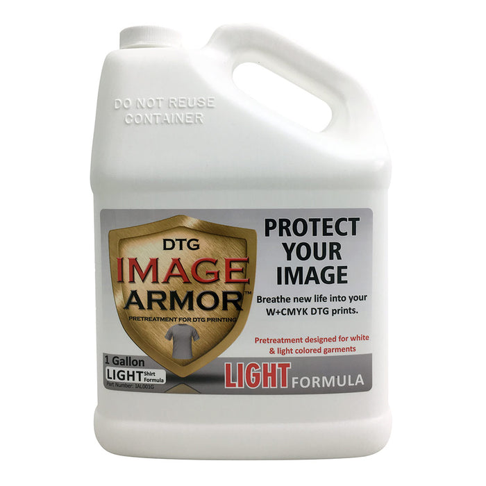 Image Armor LIGHT Shirt Formula (White Label)