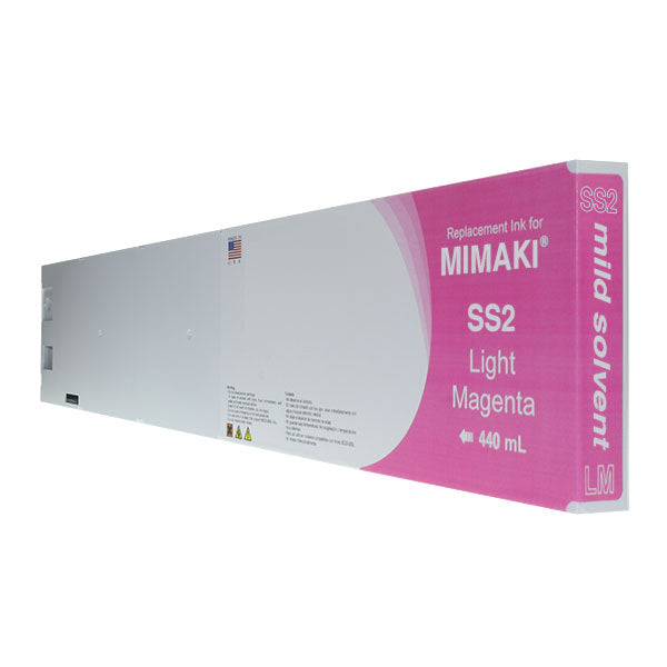 Compatible Replacement Cartridge for Mimaki Mild Solvent SS2 Series