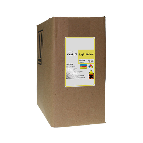 Compatible Replacement Ink Bag for Vutek UV Cure - 3 Liter