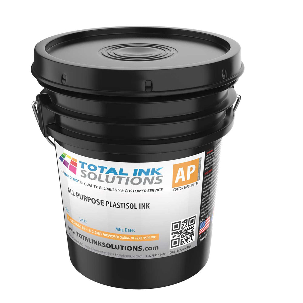 ALL PURPOSE PLASTISOL INK - 5 GALLON
