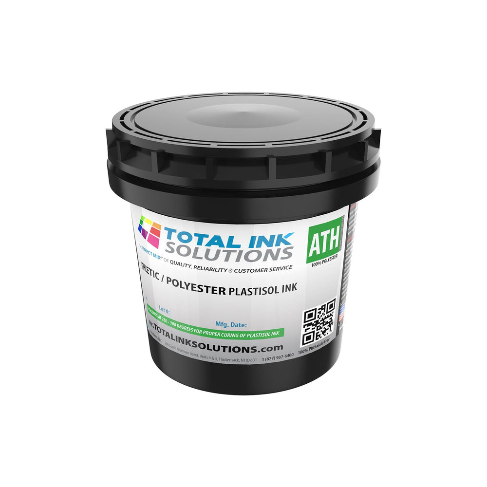 Athletic 100% Polyester Plastisol Ink - Quart