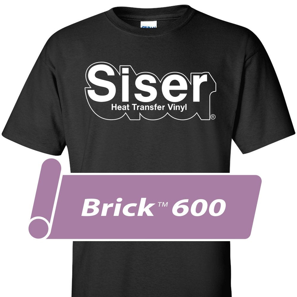 Brick™ 600 Heat Transfer Vinyl 20""