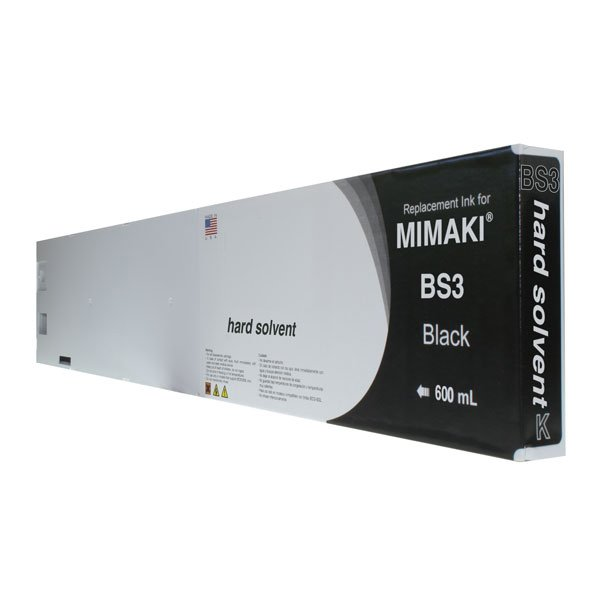 Mimaki SPC-0693BK Black Compatible Inkjet Cartridge