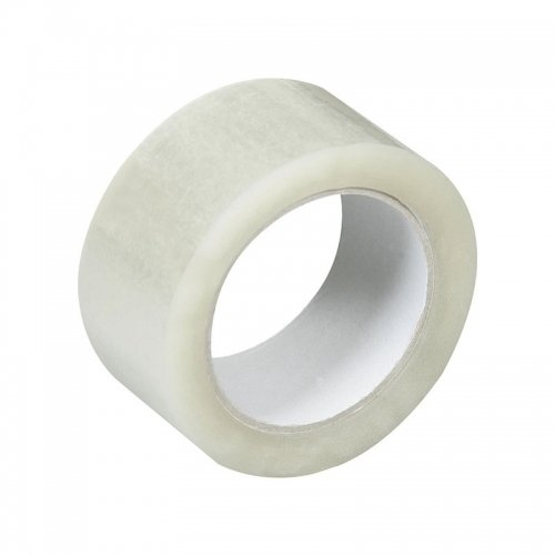 "Clear Tape - 1.7 Mil, 3"" x 110 yds, Clear"